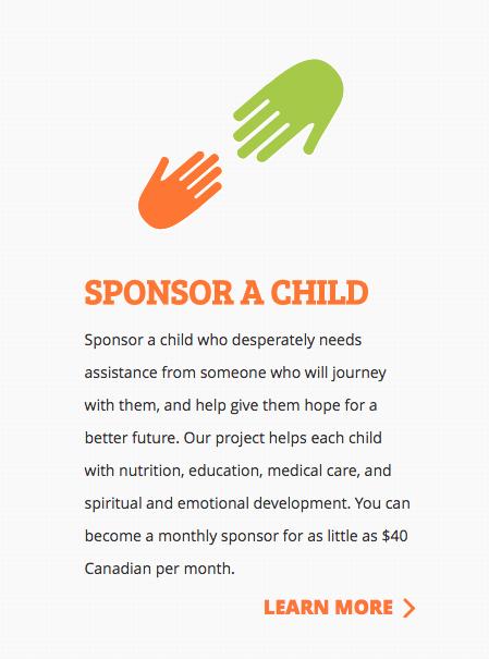FHPF Sponsor a Child