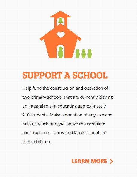 FHPF Support a school